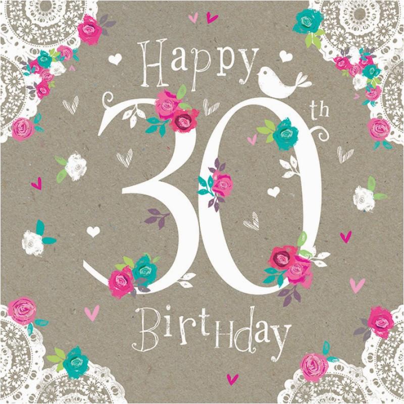 happy 30th birthday quotes women