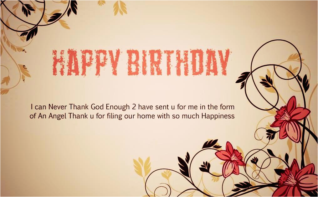 happy birthday love wallpapers quotes messages
