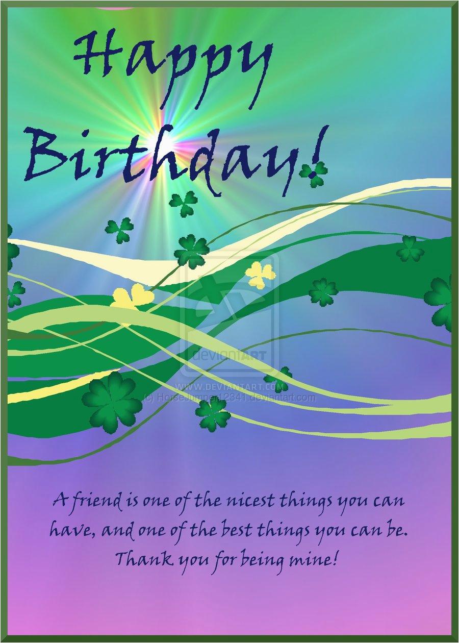 irish birthday quotes for friends