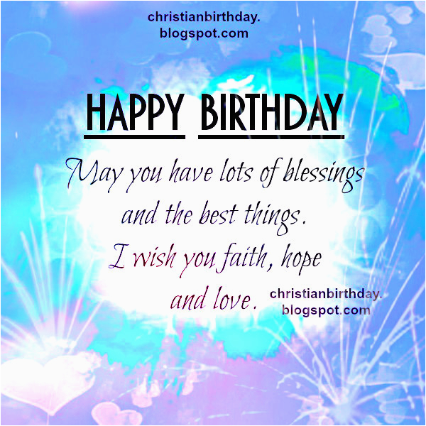christian birthday quotes for men