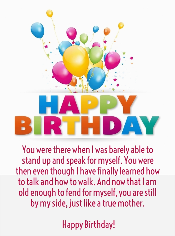 Short Funny Happy Birthday Quotes For Mom Image At