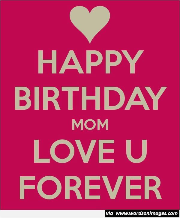 photo id 257771 cute happy birthday mom shor