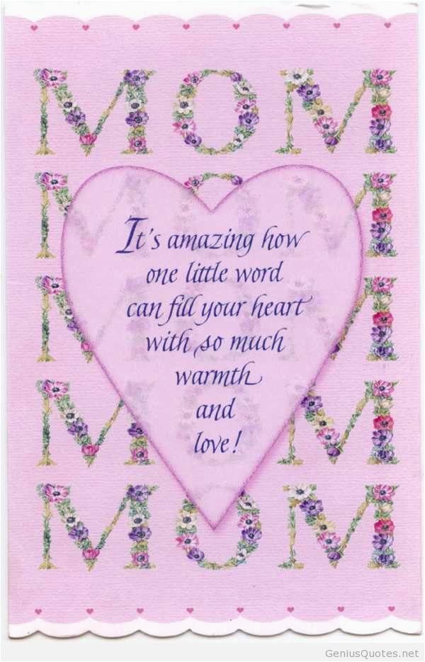 short birthday quotes mum mom