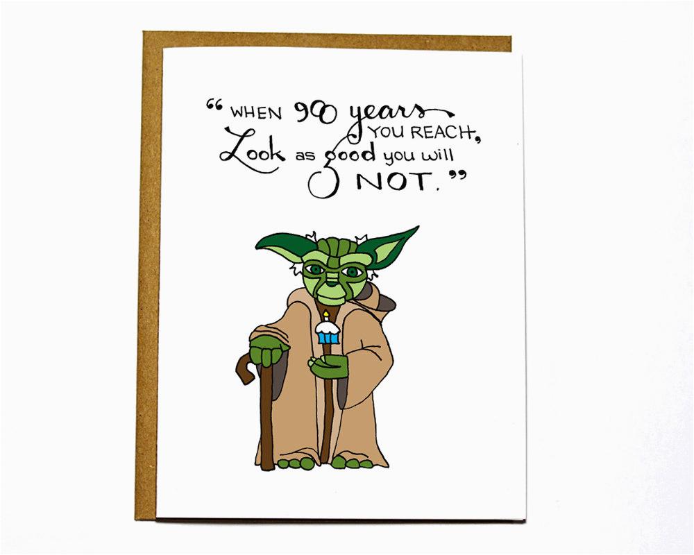 Star Wars Happy Birthday Quotes Yoda Birthday Quotes ...