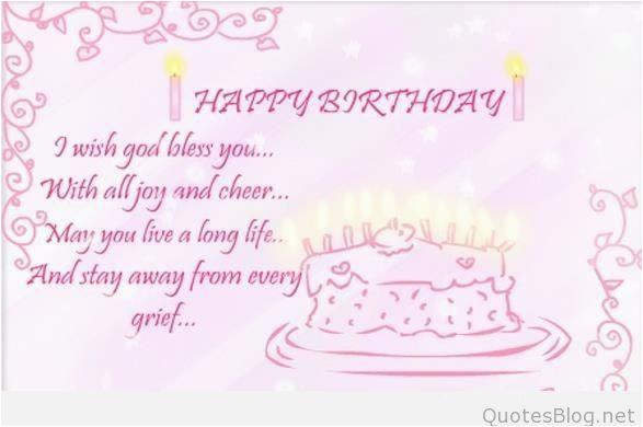 Wish U Happy Birthday Quotes God Bless You Always Quotes Quotesgram