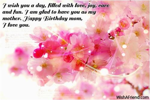 26 amazing mom birthday wishes