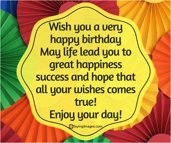 Www.happy Birthday Quotes Happy Birthday Quotes Messages Pictures Sms Images
