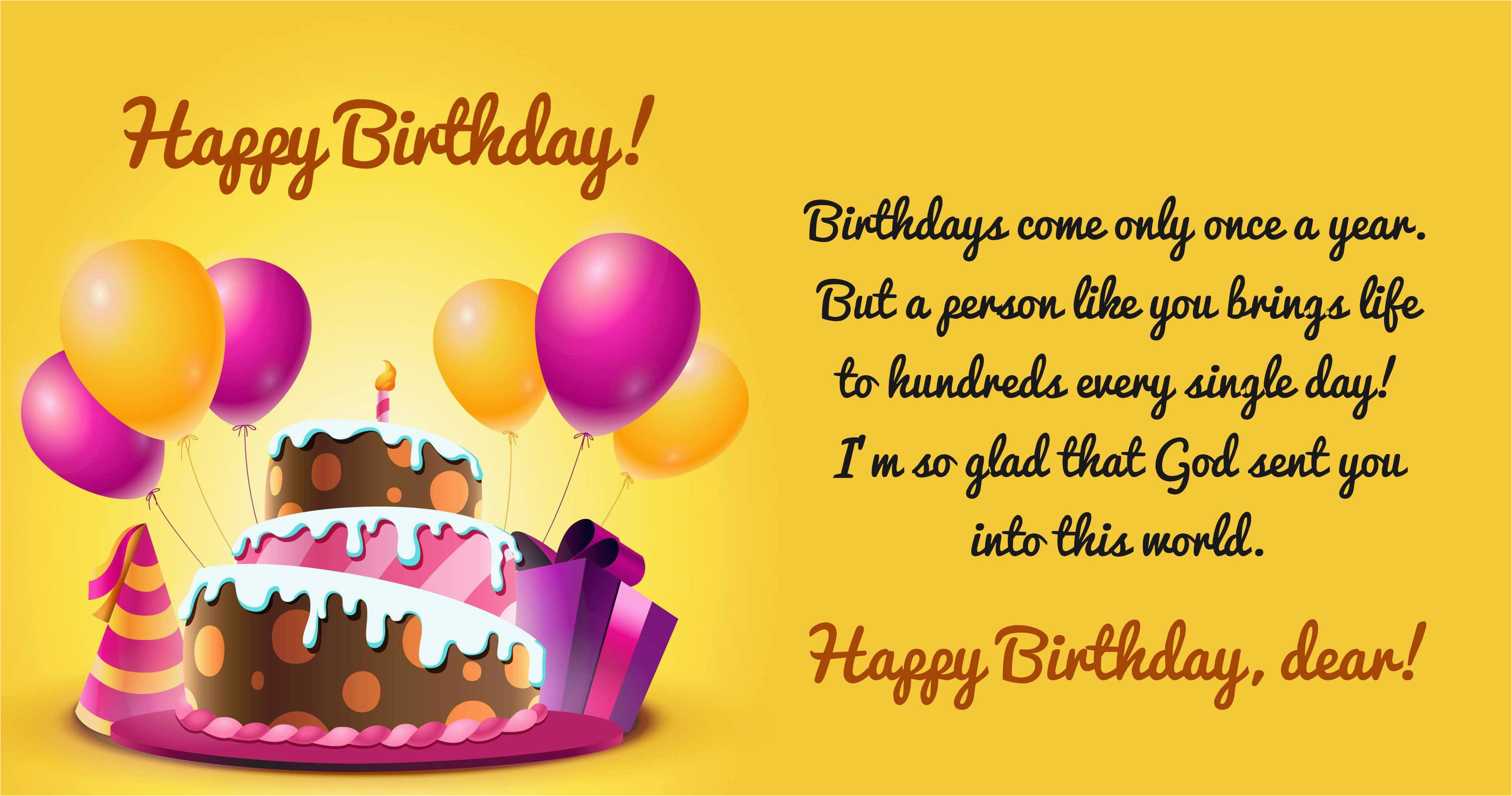 happy birthday quotes sayings wishes images lines