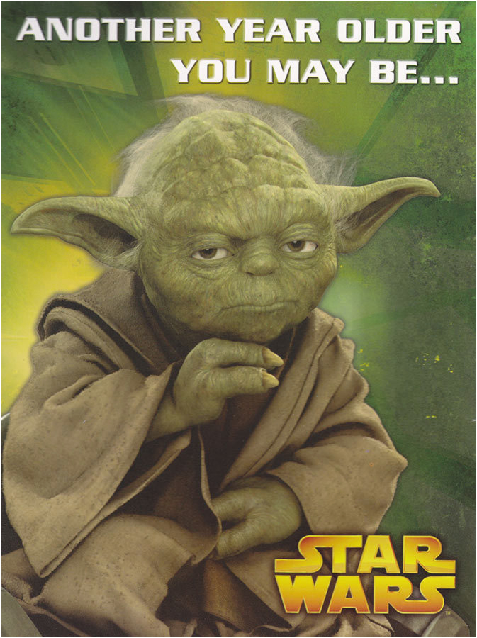 yoda birthday quotes