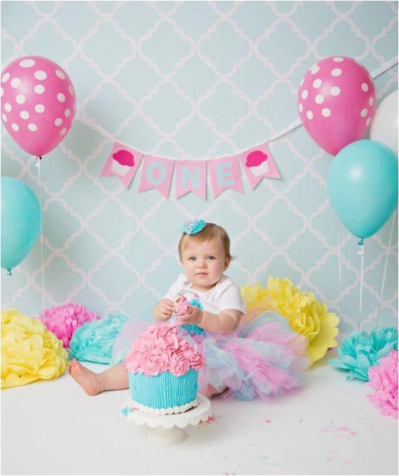 1st Birthday Girl Pictures 1st Birthday Banner 1st Birthday Girl First Birthday Girl