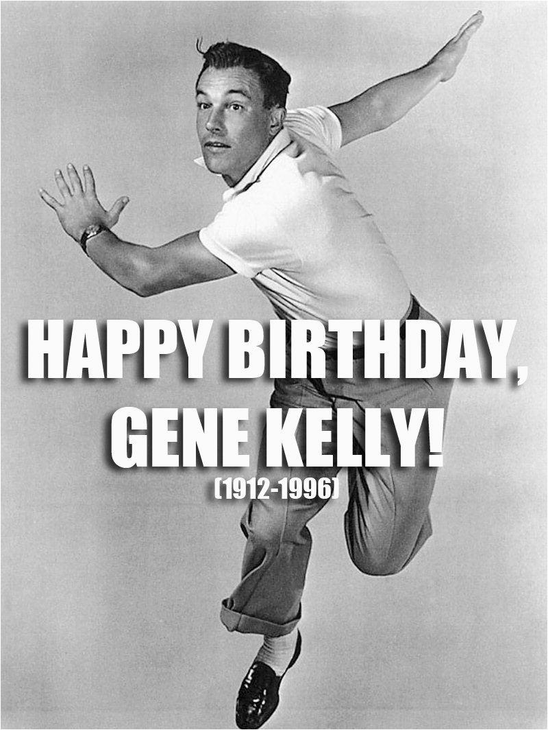 august 23 happy 100th birthday gene