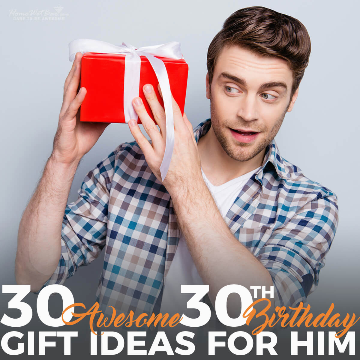 30 Year Old Birthday Gifts for Him 30 Awesome 30th Birthday Gift Ideas for Him