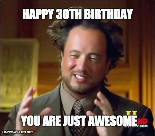 best 30th birthday memes