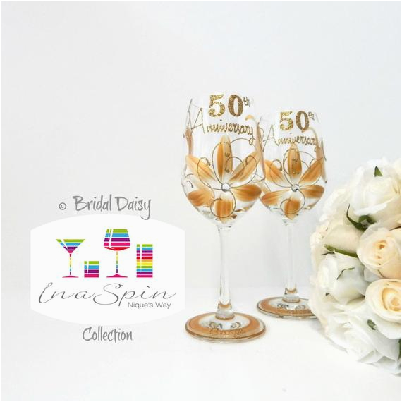 50th wedding anniversary gifts and
