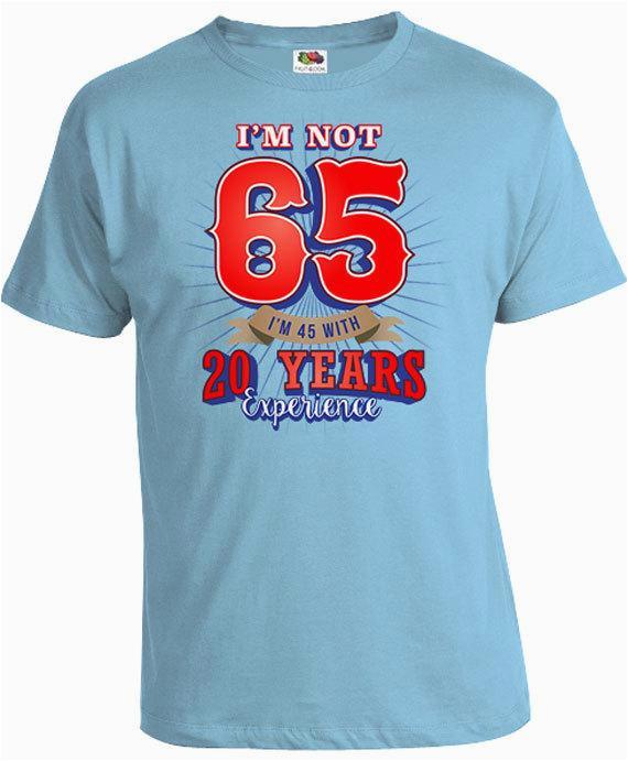 funny birthday shirt 65th birthday gifts