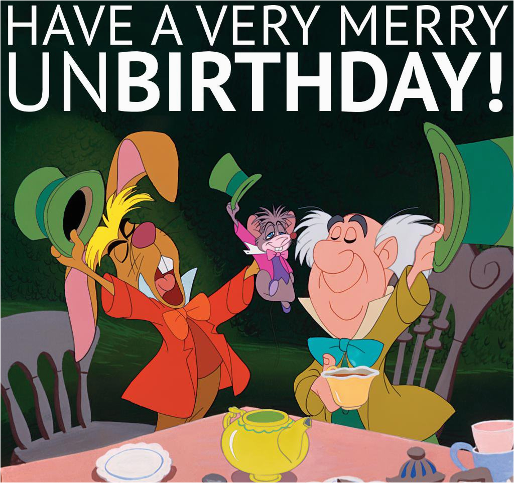 A Very Merry Unbirthday Meme Danielle Weinberg Dweinberg8 Twitter