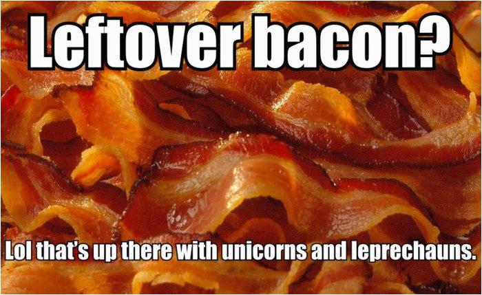 10 crazy bacon memes