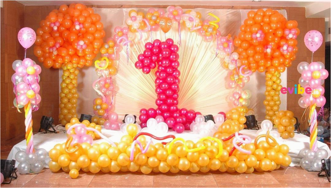 10 stunning first birthday theme decorations for your baby girl