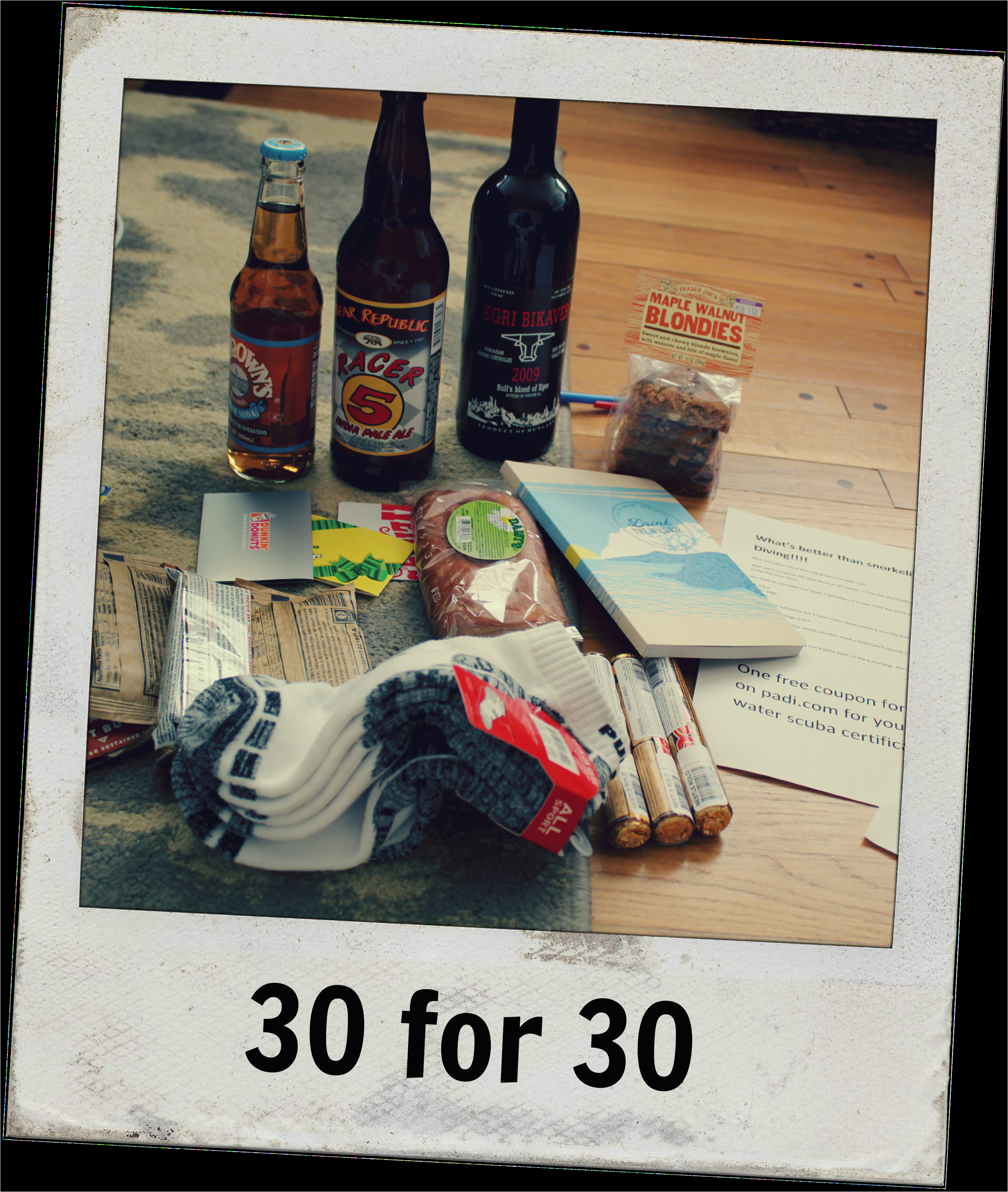 30 birthday gifts for 30th birthday