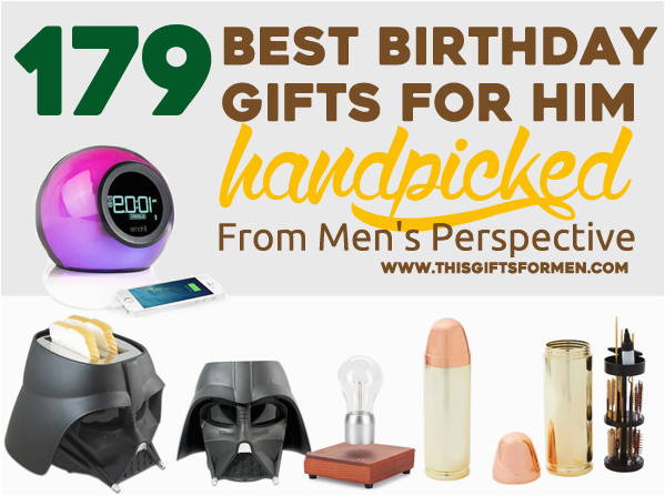 Best Birthday Gifts for Him 2016 191 Best Birthday Gifts for Him Handpicked From A Men S