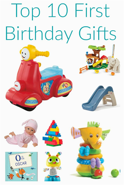 friday favorites top 10 first birthday