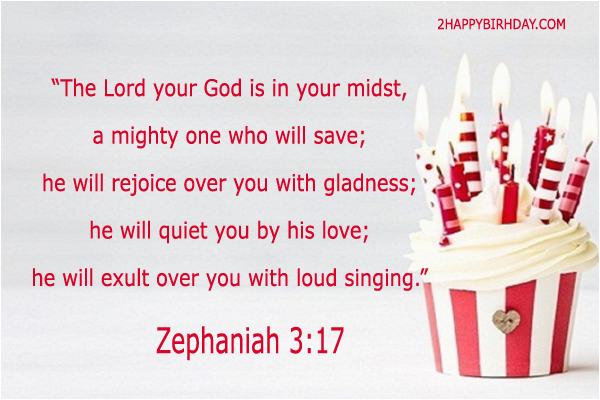 bible verses for birthday