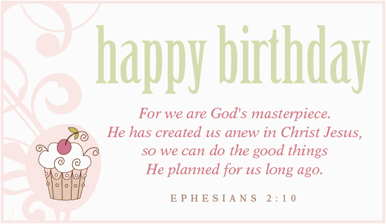 bible birthday quotes for women