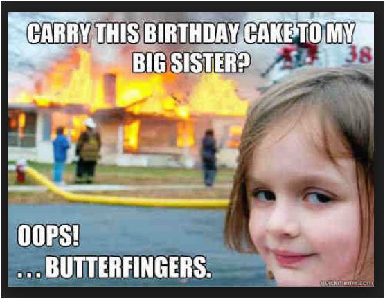 funny sister memes