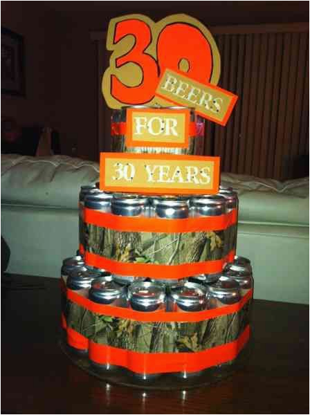 Birthday Gifts For Him 30 Years Old 30th Cake Ideas Guys Home Improvement