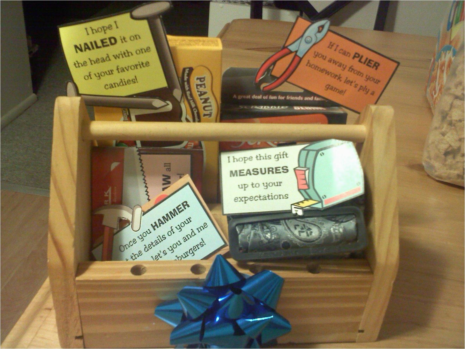 tool kit gift