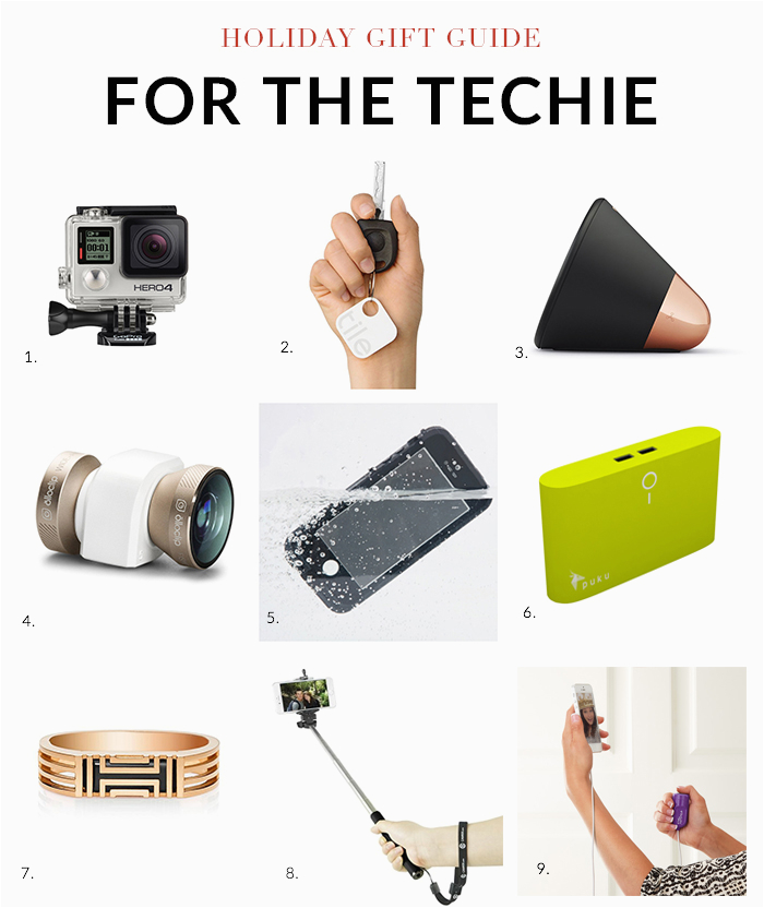 tech birthday gifts for him