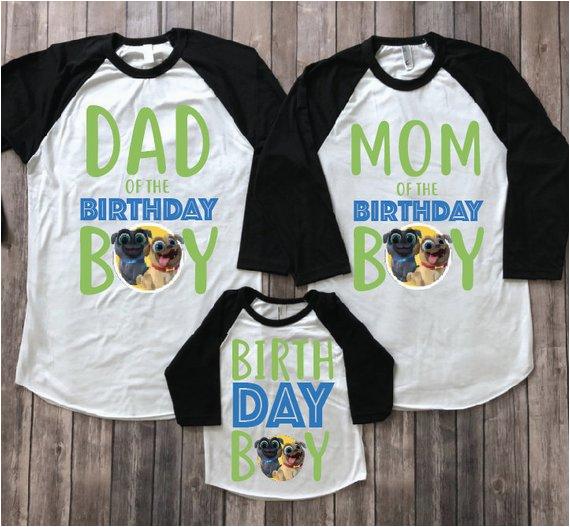 puppy dog pals birthday shirt puppy dog