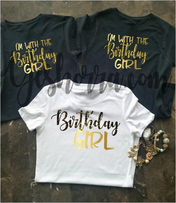 birthday party shirts birthday group