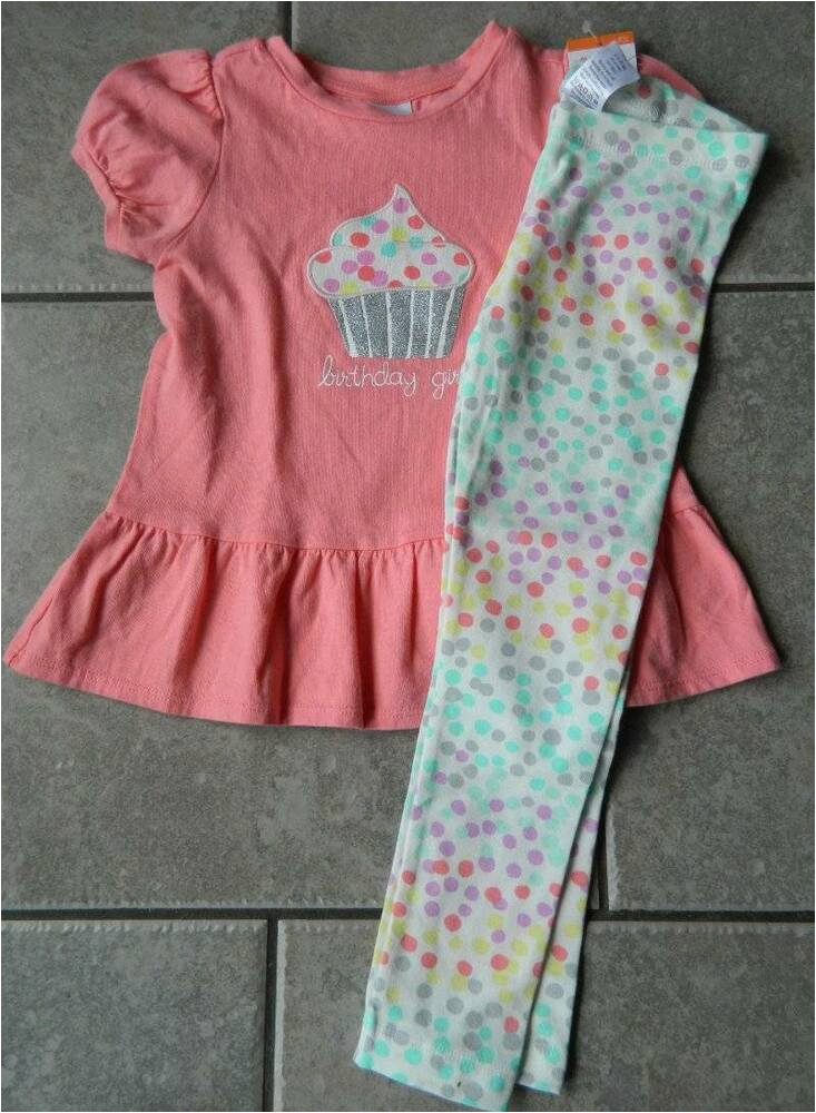 Birthday Girl Outfits 2t Size 2t 2 Years Outfit Gymboree Birthday Girl Peplum top