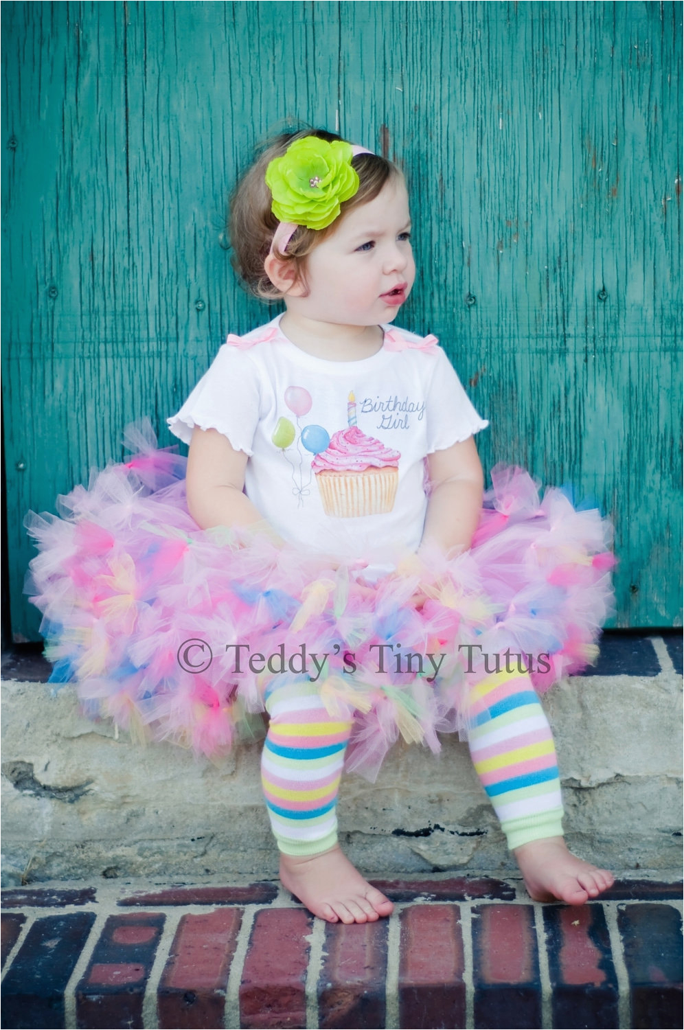 1st birthday tutu set toddler birthday
