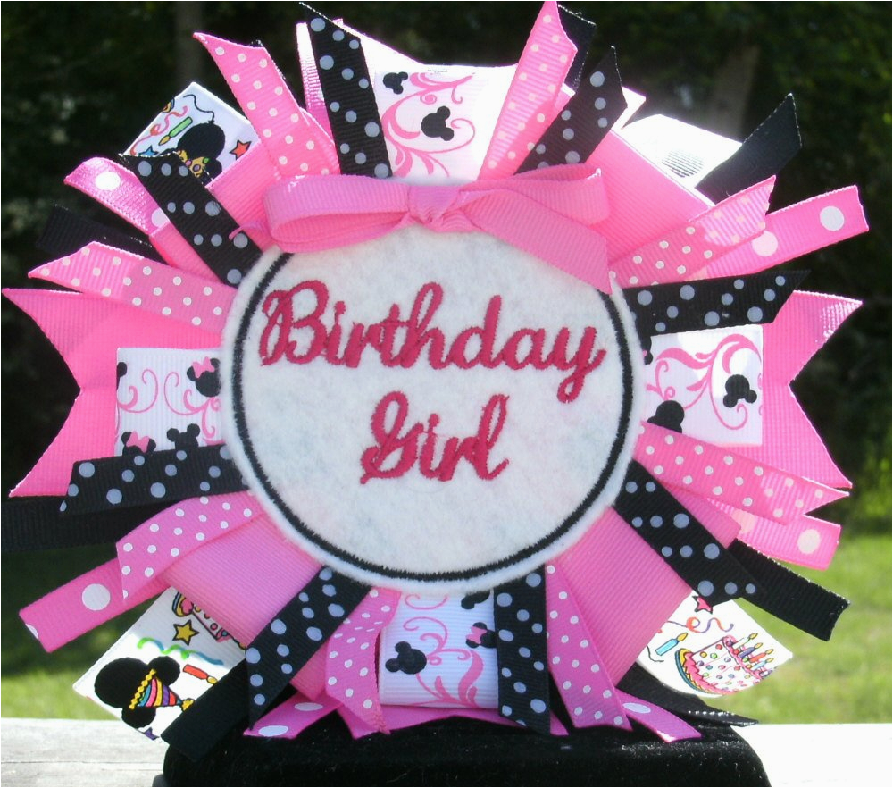 birthday blow out sale birthday girl pin