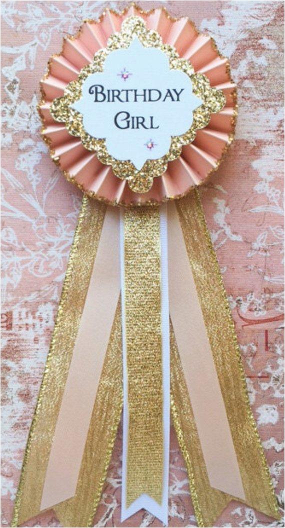 birthday girlbirthday corsage birthday