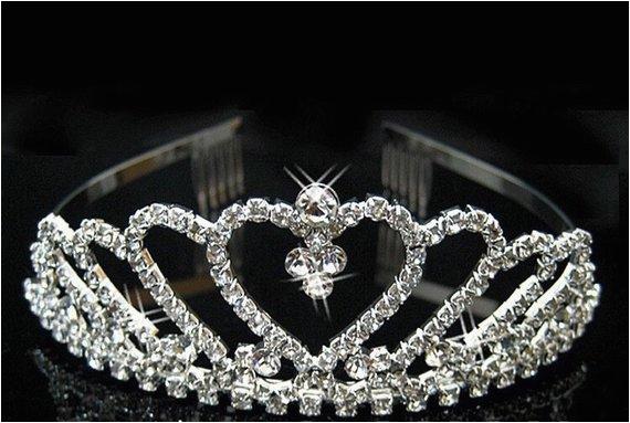 beautiful tiara birthday girl tiara made