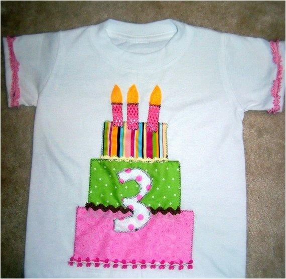 birthday girl shirt sz 3t4t5t light pink