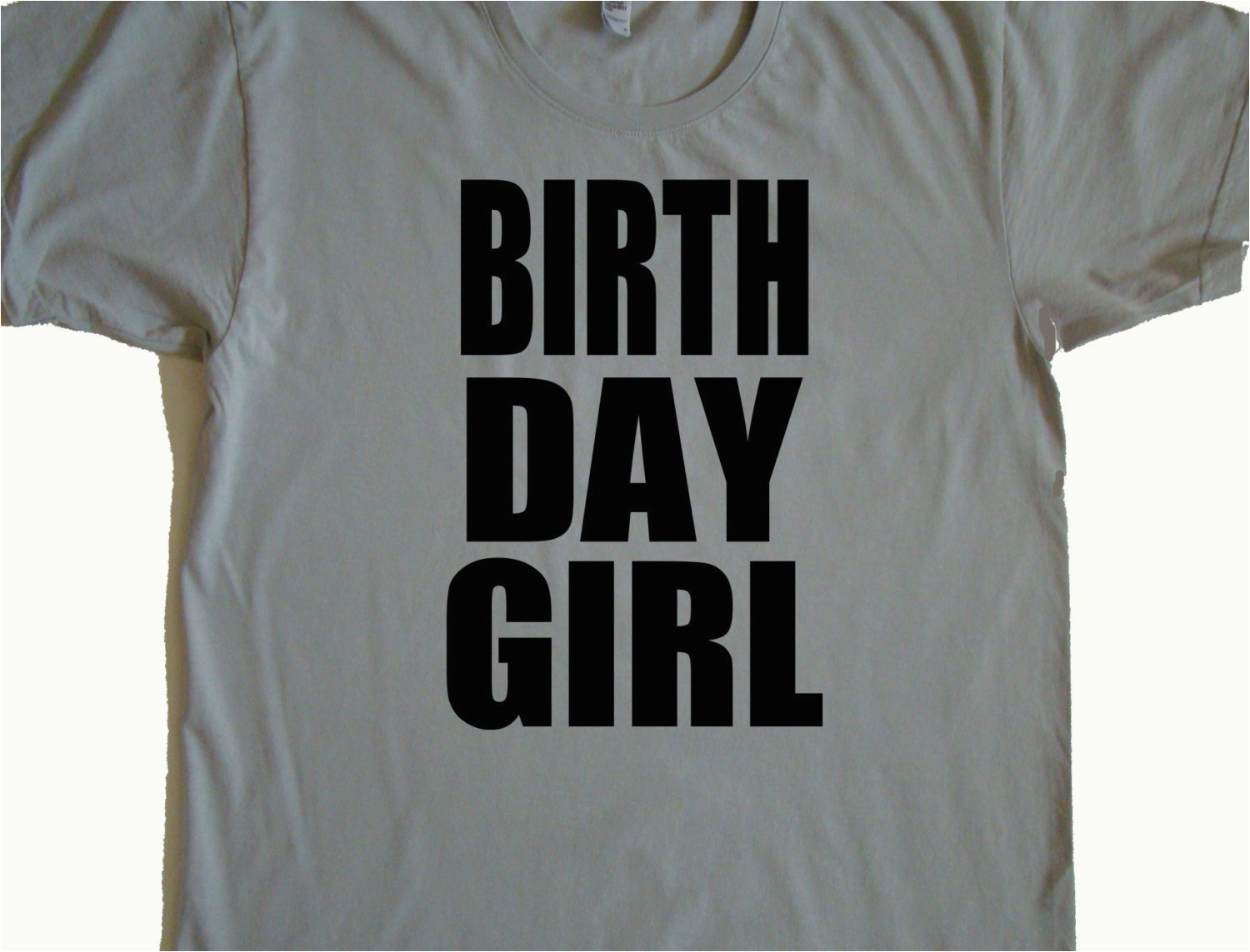 Birthday Girl T Shirt for Adults Kitchen Dining