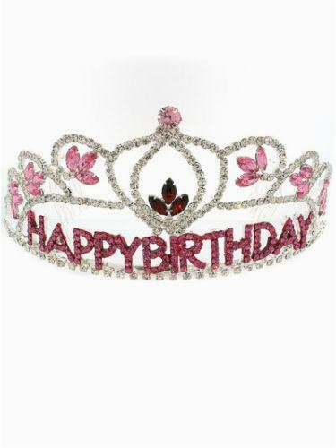 birthday tiara