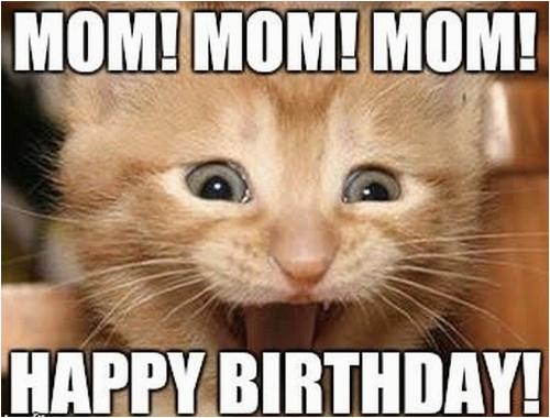 happy birthday mom memes