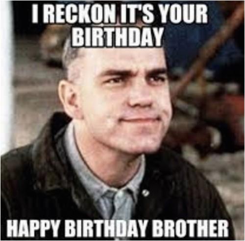brother birthday memes