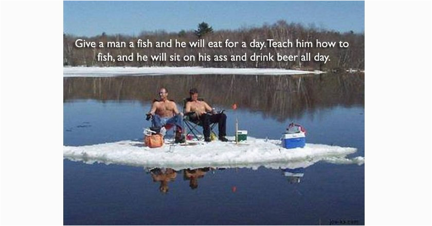 20 fishing memes tickle funny bone
