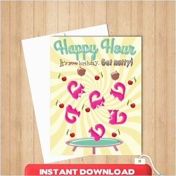 photo regarding Printable Good Bye Cards named Invest in Humorous Birthday Playing cards Printable Farewell Card Printable
