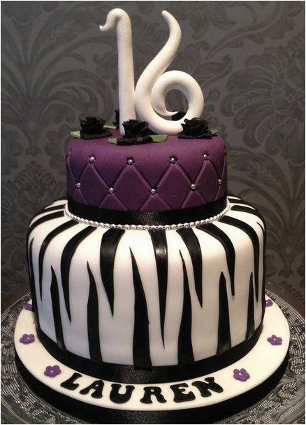 16th birthday cake ideas for girls 2
