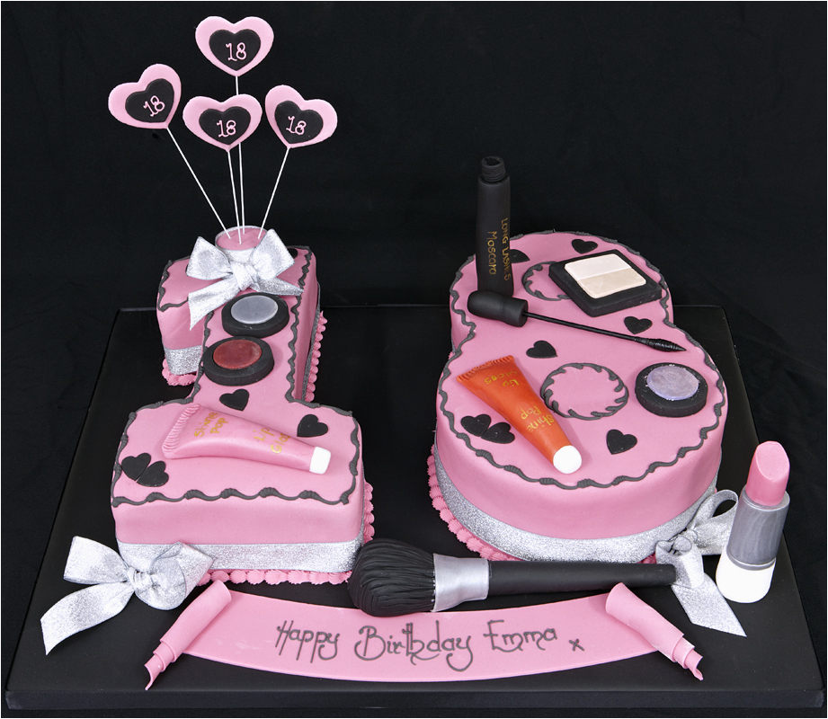 18th birthday ideas cakes