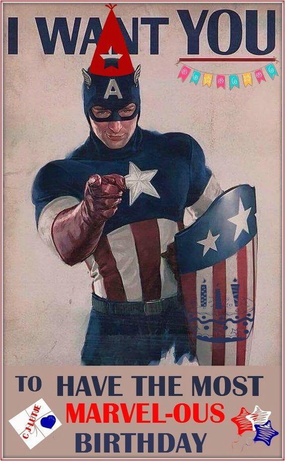 Captain America Birthday Meme Captain America Birthday by Cjlutje Deviantart Com On