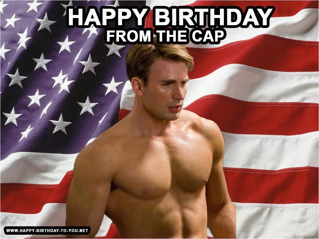 captain america birthday memes