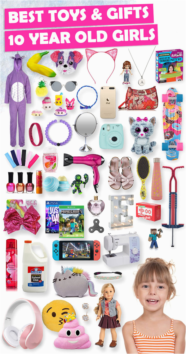best gifts 10 year old girls